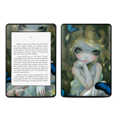 Amazon Kindle Paperwhite Skin - Butterfly Lily