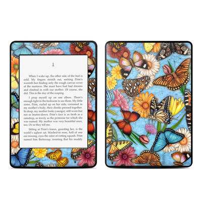 Amazon Kindle Paperwhite Skin - Butterfly Land
