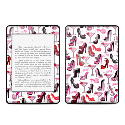 Amazon Kindle Paperwhite Skin - Burly Q Shoes