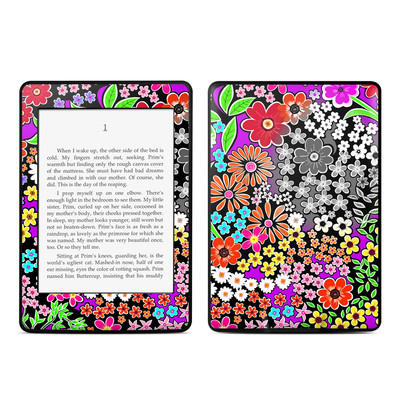 Amazon Kindle Paperwhite Skin - A Burst of Color
