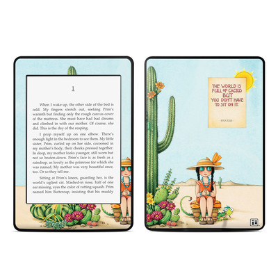 Amazon Kindle Paperwhite Skin - Cactus