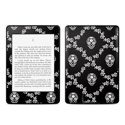 Amazon Kindle Paperwhite Skin - Calavera Lattice