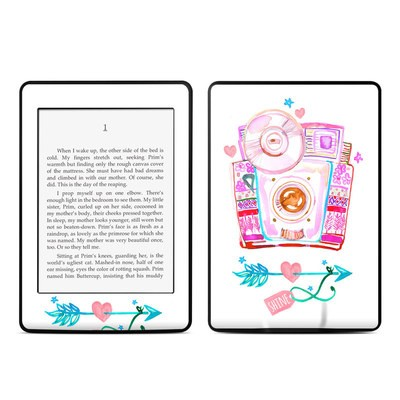 Amazon Kindle Paperwhite Skin - Camera Shine