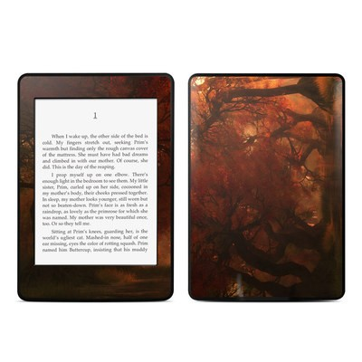 Amazon Kindle Paperwhite Skin - Canopy Creek Autumn