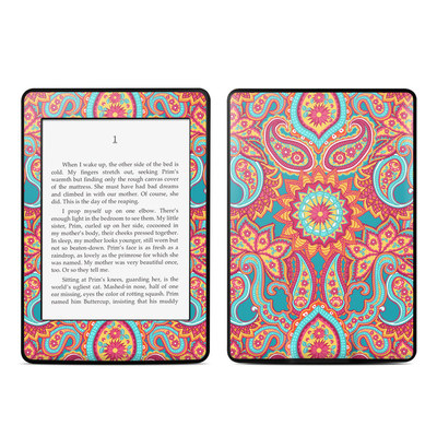 Amazon Kindle Paperwhite Skin - Carnival Paisley