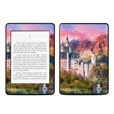 Amazon Kindle Paperwhite Skin - Castle Majesty