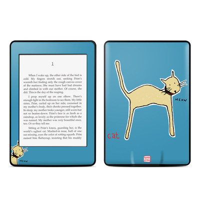 Amazon Kindle Paperwhite Skin - Cat