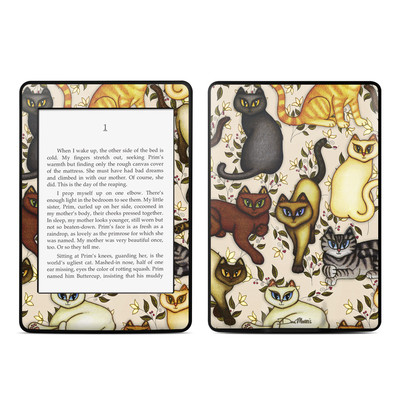 Amazon Kindle Paperwhite Skin - Cats