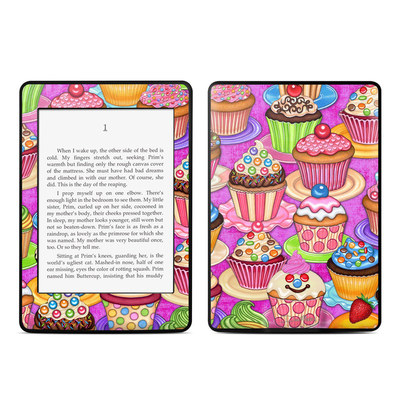 Amazon Kindle Paperwhite Skin - Cupcake