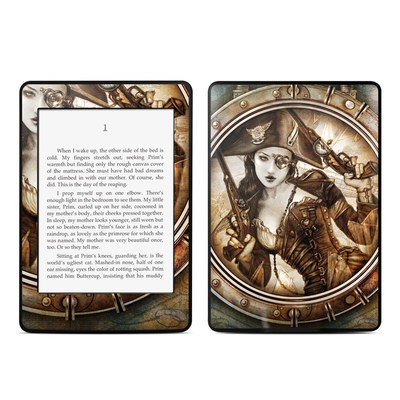 Amazon Kindle Paperwhite Skin - Corvus Corsair