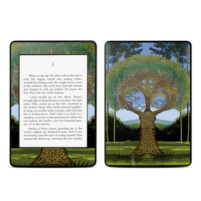 Amazon Kindle Paperwhite Skin - Celtic Tree