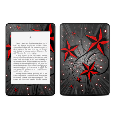 Amazon Kindle Paperwhite Skin - Chaos