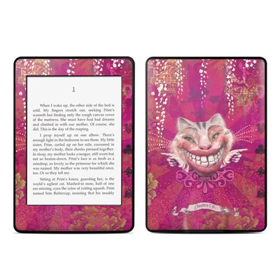 Amazon Kindle Paperwhite Skin - Cheshire