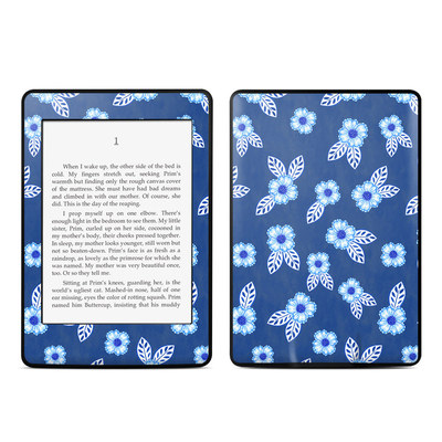 Amazon Kindle Paperwhite Skin - China Blue