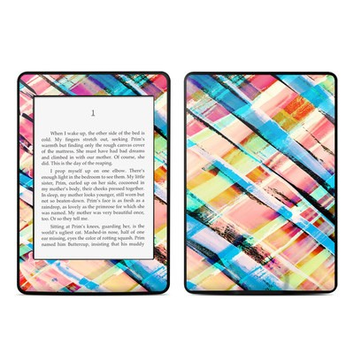 Amazon Kindle Paperwhite Skin - Check Stripe