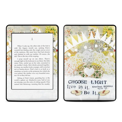Amazon Kindle Paperwhite Skin - Choose Light