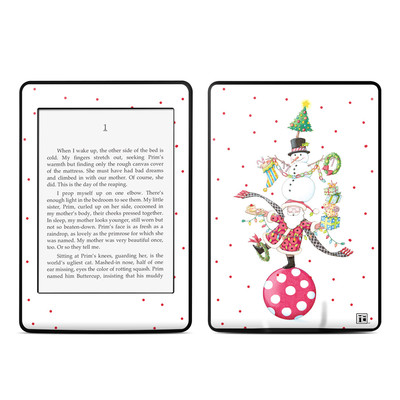 Amazon Kindle Paperwhite Skin - Christmas Circus