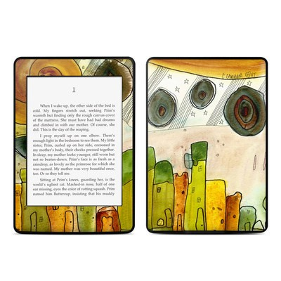 Amazon Kindle Paperwhite Skin - City Life