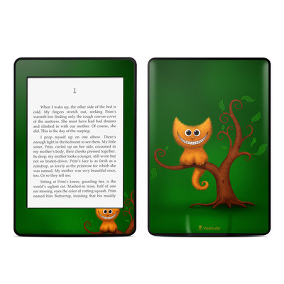 Amazon Kindle Paperwhite Skin - Cheshire Kitten