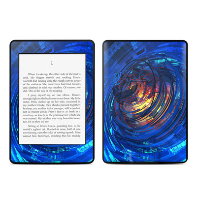 Amazon Kindle Paperwhite Skin - Clockwork