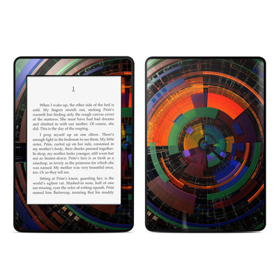 Amazon Kindle Paperwhite Skin - Color Wheel