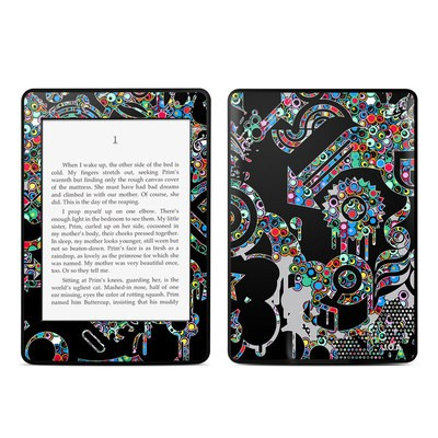 Amazon Kindle Paperwhite Skin - Circle Madness