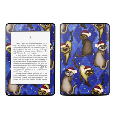 Amazon Kindle Paperwhite Skin - Christmas Cats