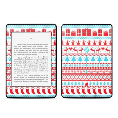 Amazon Kindle Paperwhite Skin - Comfy Christmas
