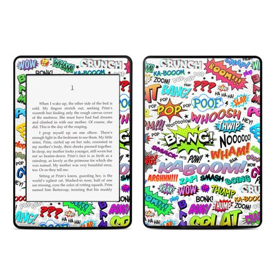 Amazon Kindle Paperwhite Skin - Comics