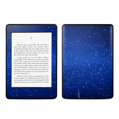 Amazon Kindle Paperwhite Skin - Constellations