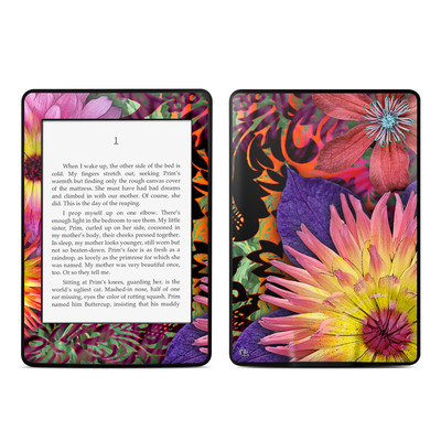 Amazon Kindle Paperwhite Skin - Cosmic Damask