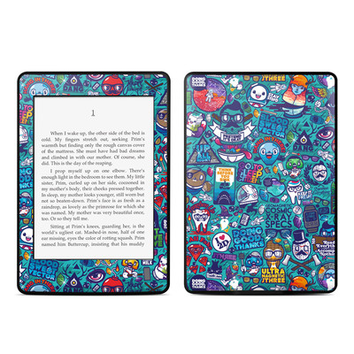 Amazon Kindle Paperwhite Skin - Cosmic Ray