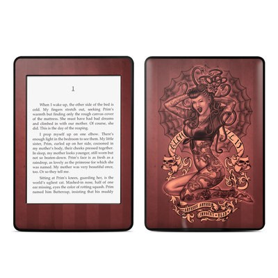Amazon Kindle Paperwhite Skin - If Looks Could Kill