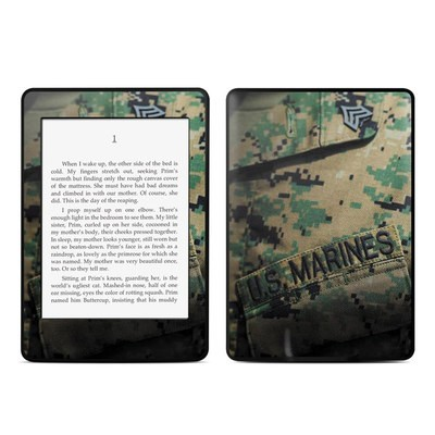 Amazon Kindle Paperwhite Skin - Courage