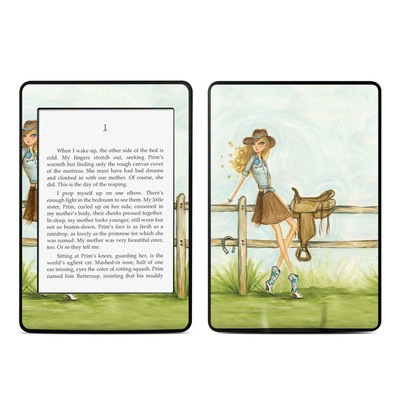 Amazon Kindle Paperwhite Skin - Cowgirl Glam