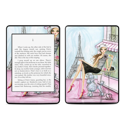 Amazon Kindle Paperwhite Skin - Cafe Paris