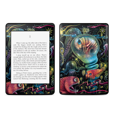 Amazon Kindle Paperwhite Skin - Creatures
