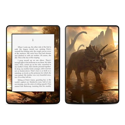 Amazon Kindle Paperwhite Skin - Cretaceous Sunset