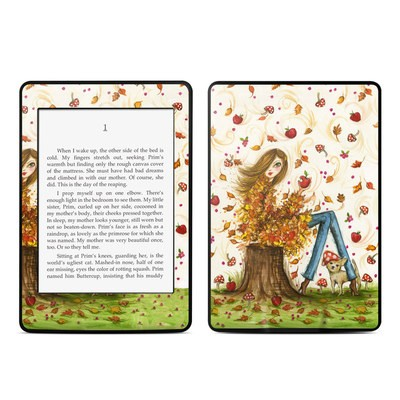 Amazon Kindle Paperwhite Skin - Crisp Autumn