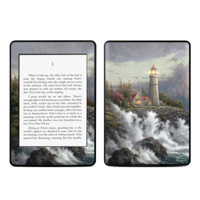 Amazon Kindle Paperwhite Skin - Conquering Storms