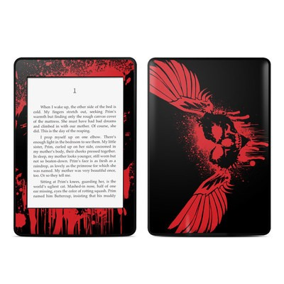 Amazon Kindle Paperwhite Skin - Dark Heart Stains