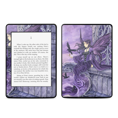 Amazon Kindle Paperwhite Skin - Dark Wings
