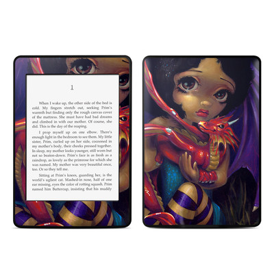 Amazon Kindle Paperwhite Skin - Darling Dragonling