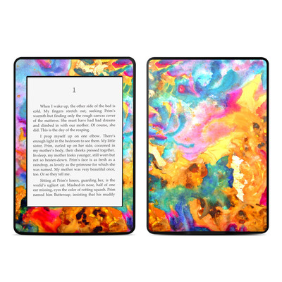 Amazon Kindle Paperwhite Skin - Dawn Dance