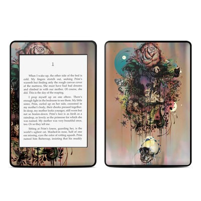 Amazon Kindle Paperwhite Skin - Doom and Bloom