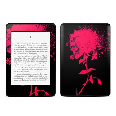 Amazon Kindle Paperwhite Skin - Dead Rose