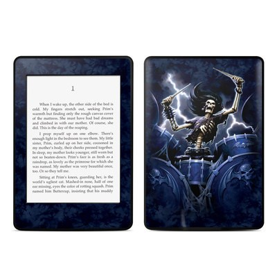 Amazon Kindle Paperwhite Skin - Death Drummer