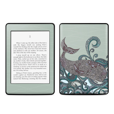 Amazon Kindle Paperwhite Skin - Deep Blue Me