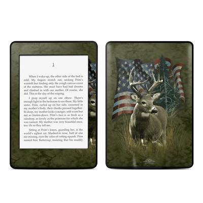 Amazon Kindle Paperwhite Skin - Deer Flag