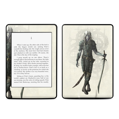 Amazon Kindle Paperwhite Skin - Dark Elf